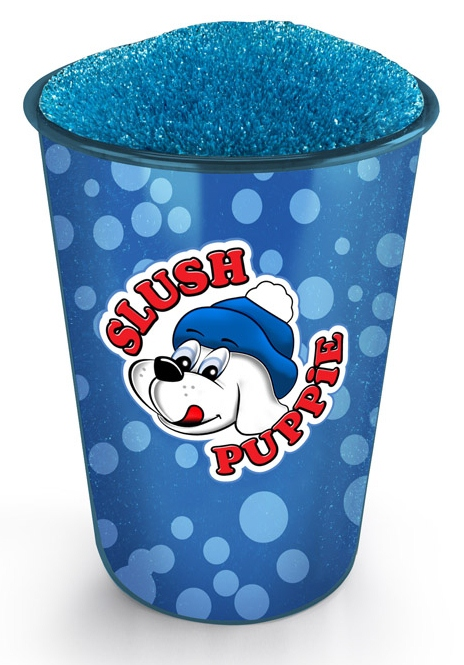 Slush Puppie Blue